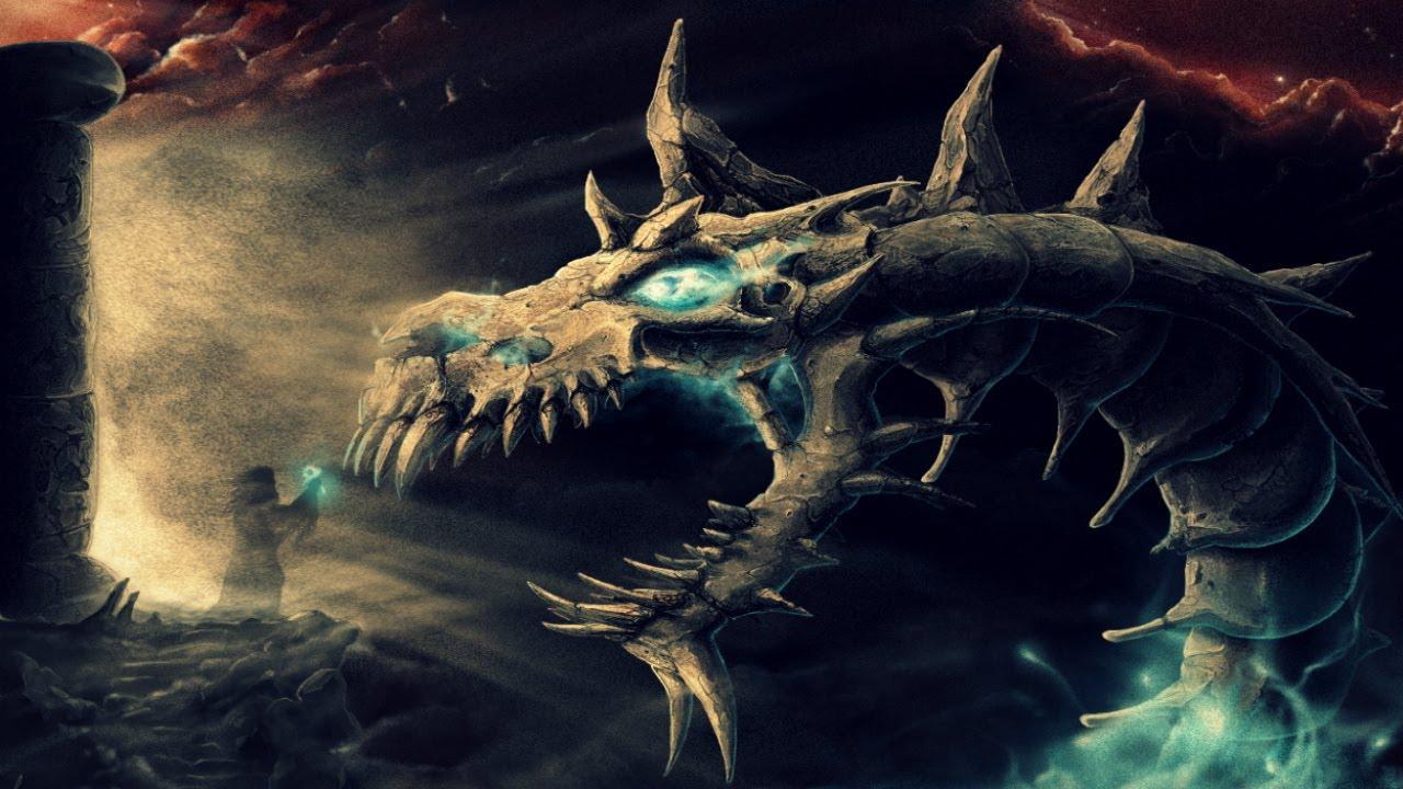 dark zen dragon undead - photo #35