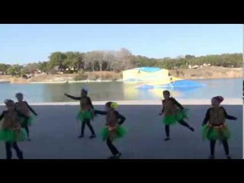 Troop 502, 2014 SeaWorld San Antonio Cookie Rally