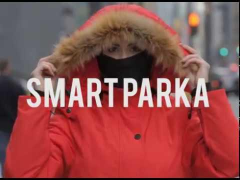 VIDEO: Smart Parka - North Aware