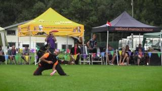 Adrian Stoica & RORY: UFO 2016 European Champions (DISC DOG, freestyle)