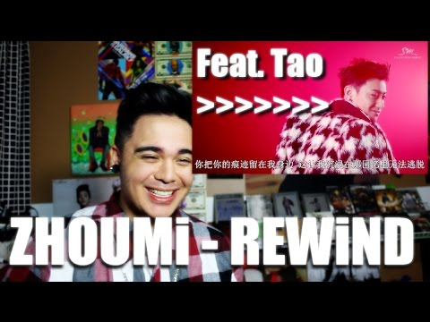 ZHOUMI - Rewind (Feat. TAO of EXO) MV REACTION
