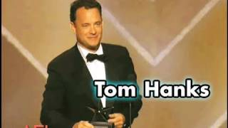 Tom Hanks Accepts the 30th AFI Life Achievement Award in 2002