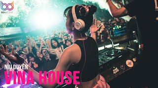 NÍU DUYÊN REMIX 💔 NONSTOP Vinahouse, Thế Thái Remix, Em Băng Qua, LK Nhạc Trẻ Remix, nhạc trẻ 2020
