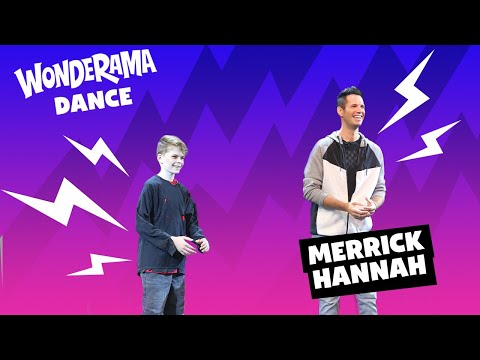FORTNITE DANCES IN REAL LIFE: MERRICK HANNA SHOWS DAVID THE FLOSS,  HYPE, AND ORANGE JUSTICE