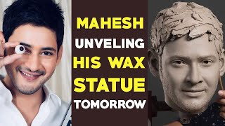 Mahesh Babu's wax statue to be displayed at AMB Cinemas..