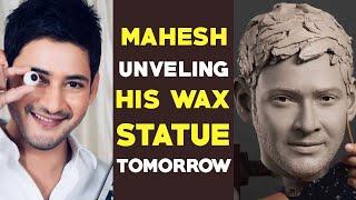Mahesh Babu's wax statue to be displayed at AMB Cinemas..