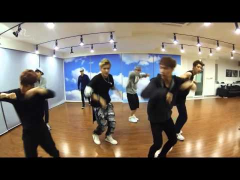 EXO 'Growl' mirrored Dance Practice (Korean ver)