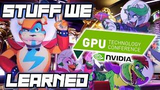 FNaF Security Breach Nvidia GTC Full Analysis