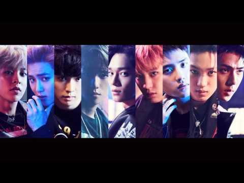 EXO  / 「Run This」試聴用音源(12.07SINGLE「Coming Over」収録曲)