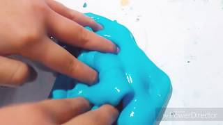 How to make slime for beginners super easy(read description)