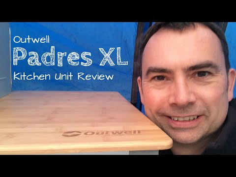 video The Outwell Padres XL Camp Kitchen Furniture