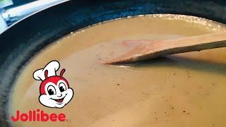 How To Cook Gravy Ala Jollibee | Gravy Recipe