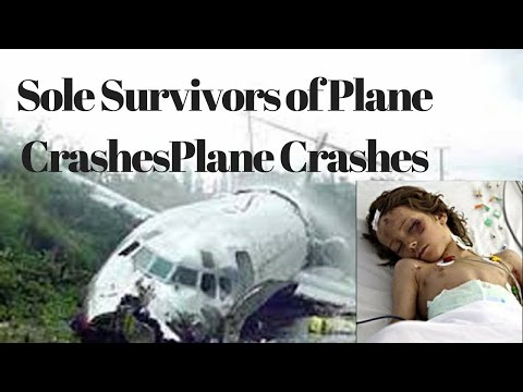 8 Amazing Stories of Sole Survivors of Plane Crashes
