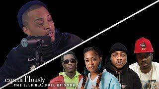 The L.I.B.R.A. w/ Benny the Butcher, Jadakiss, Rapsody & Young Thug | expediTIously Podcast
