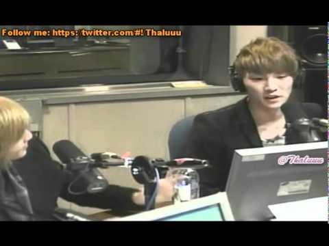 Key le dice '' Mi amor '' a Taemin -  sub español