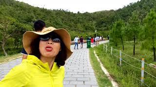 Thăm mộ đại tướng Võ Nguyên Giáp - Du lịch Quảng Bình 2017 - Quang Binh Travel