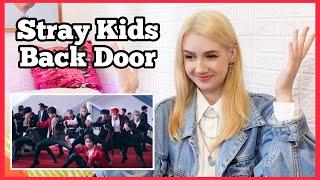 "РЕАКЦИЯ НА Stray Kids ""Back Door""   MV REACTION"