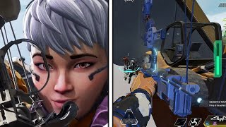 INSANE VALKYRIE AND BOW GAMEPLAY IN SEASON 9!!! | Albralelie