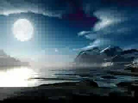 Dormido o mirando la luna, (Asleep, or Staring at the moon)