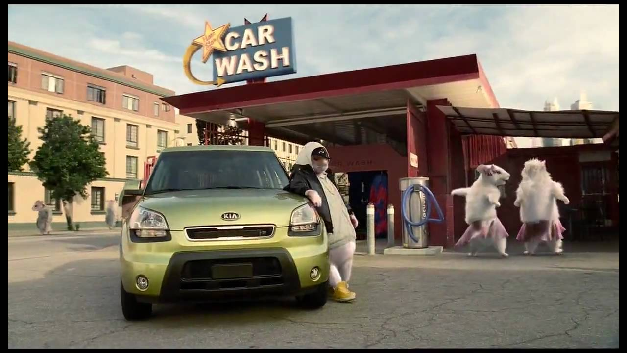 new 2010 kia soul hamster commercial music youtube autos post. Black Bedroom Furniture Sets. Home Design Ideas