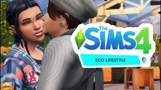 THE SIMS 4 ECO LIFESTYLE 💚🌿 // GAMEPLAY