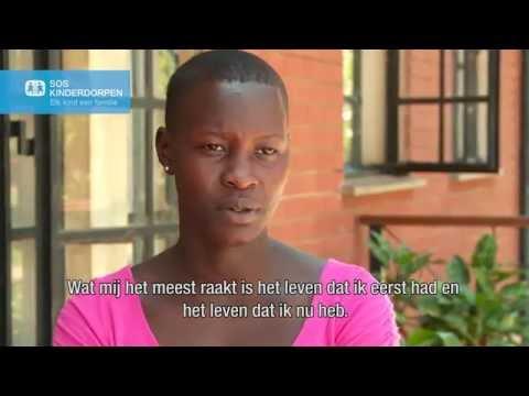 Mugisa, 17 jaar - SOS kinderdorp Entebbe, Oeganda
