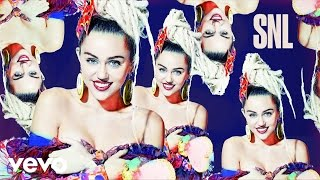 "Miley Cyrus Performs ""Karen Don't Be Sad"" on Saturday Night Live"