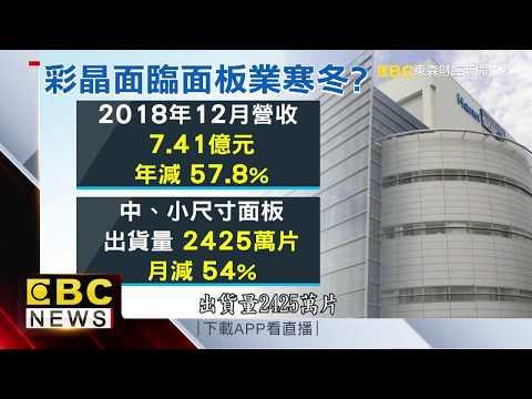 爆年前裁員88人股價跌3.52%!彩晶:正常淘汰