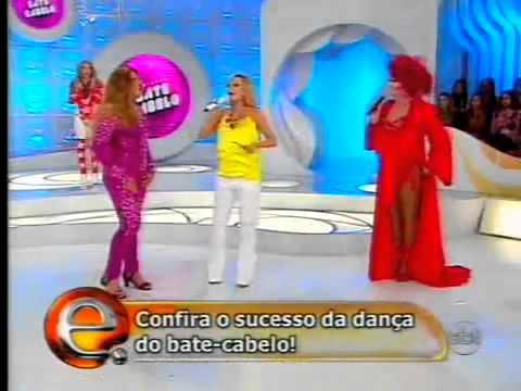 Baixar Bate Cabelo - Programa Eliana - 10/07/2011 - Dimmy Kieer - Barbara Blanko - Bia Sync