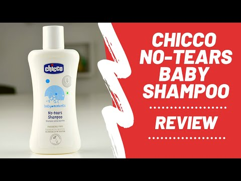 video Chicco No-Tears Shampoo Review<span class=