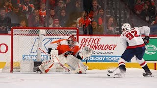 Capitals and Flyers finish in shootout