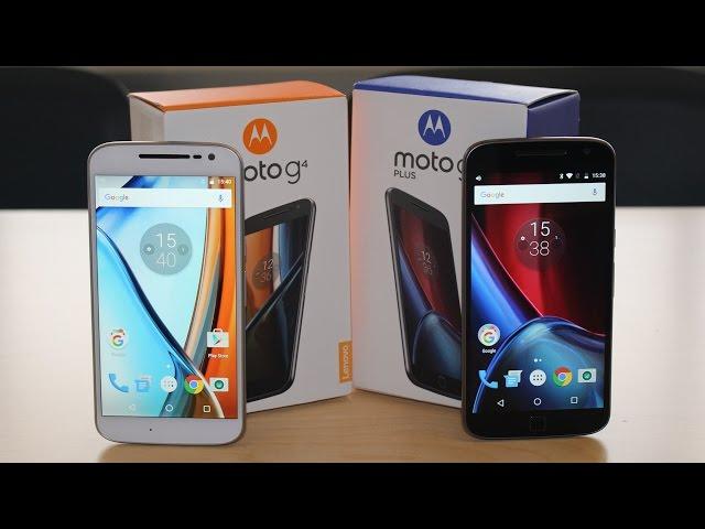 Belsimpel.nl-productvideo voor de Motorola Moto G4 White
