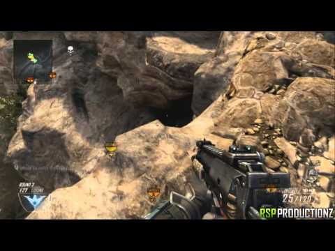 Black Ops 2 Glitches - BEST SnD And CTF Trolling Glitch - Turbine
