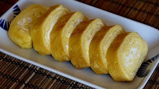 Tamagoyaki Recipe - Japanese Cooking 101