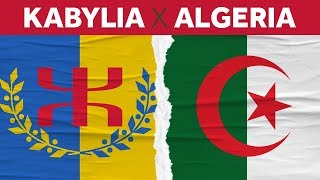 Kabylia, Algeria and taking huge risks to play football for your homeland