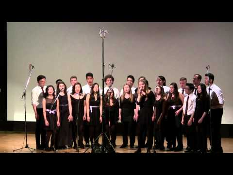 UBC A Cappella - 'Can't Help Falling in Love' - Elvis