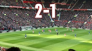 Manchester United vs Chelsea, 2-1, Premier League, 25.02.2018
