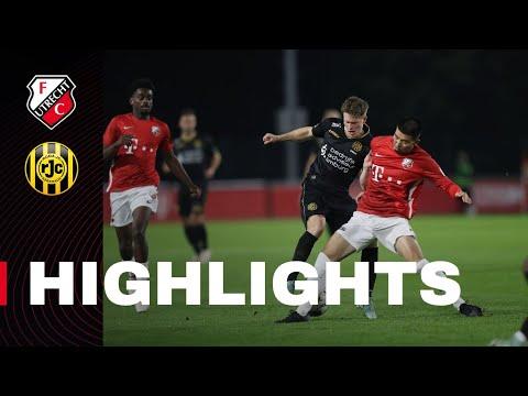 HIGHLIGHTS | Jong FC Utrecht - Roda JC