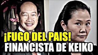 EMPRESARIO SAM YUEN SE FUE DEL PERU TRAS REVELARSE QUE ENCUBRIÓ FALSOS APORTANTES DE KEIKO FUJIMORI