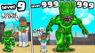 I BUILT A LEVEL 999,999,999 AREA 51 ROBLOX TYCOON
