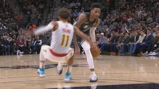Murray Drops Trae Young! Huerter Game Winner vs Spurs! 2019-20 NBA Season