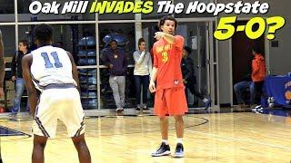 Cole Anthony & Christian Brown SHUT IT DOWN!! Oak Hill Academy vs Carmel Christian