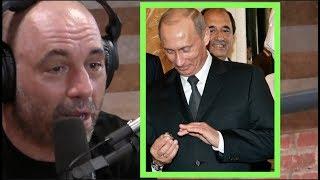 Joe Rogan | Putin Stole Robert Kraft's Super Bowl Ring!!