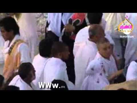 Peregrinos chegam a Meca