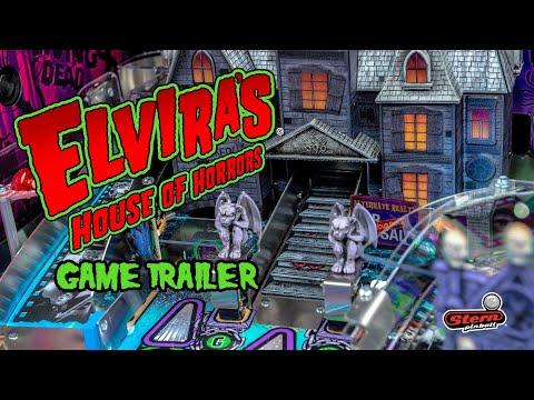 Elvira's House of Horrors Pinball: l'anteprima da Stern Pinball