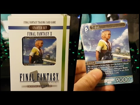 Summer Sale Final Fantasy TCG - Starter Set : Final Fantasy X
