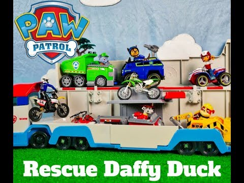 Paw Patrol Rescue Mission