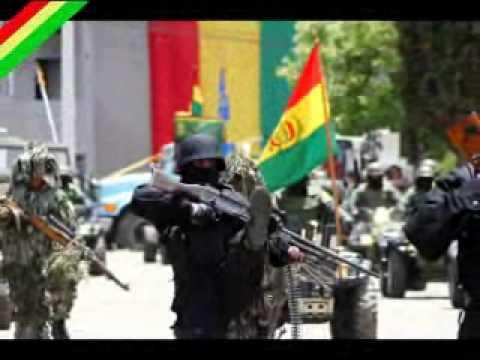 Fuerzas Armadas Bolivianas