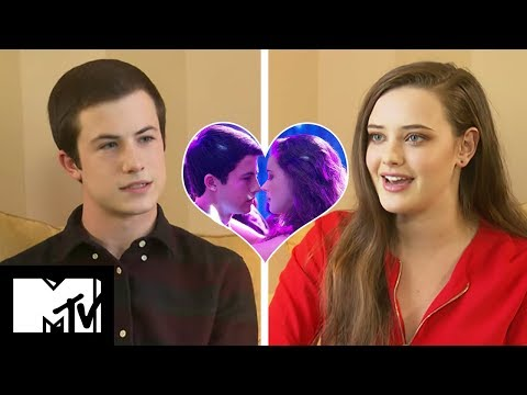 13 Reasons Why | Katherine Langford & Dylan Minnette On Why They Love Each Other | MTV Movies