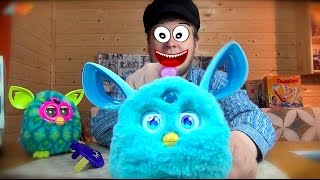 Ферби Коннект - Furby Connect - Сравниваем с Furby Boom